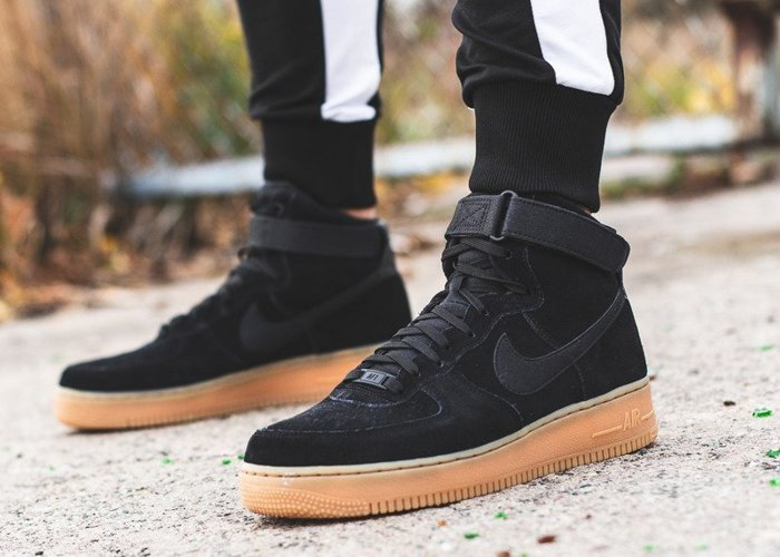 Nike Air Force 1 High ''07 LV8 Suede (AA1118-001)