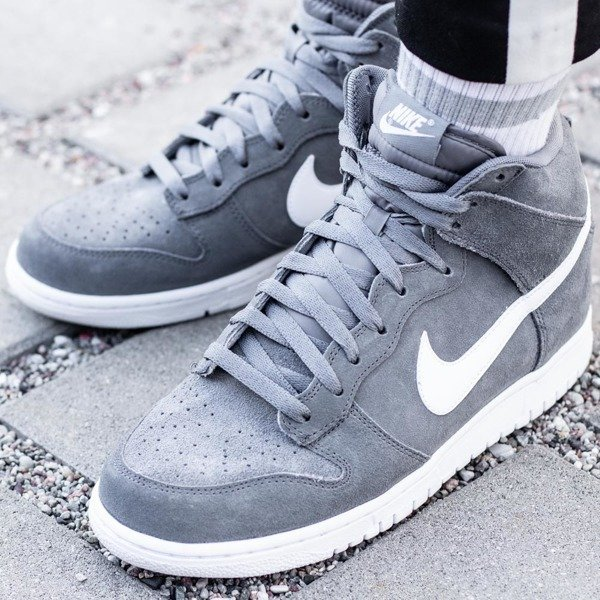 Nike Dunk HI Trainers (904233-001)